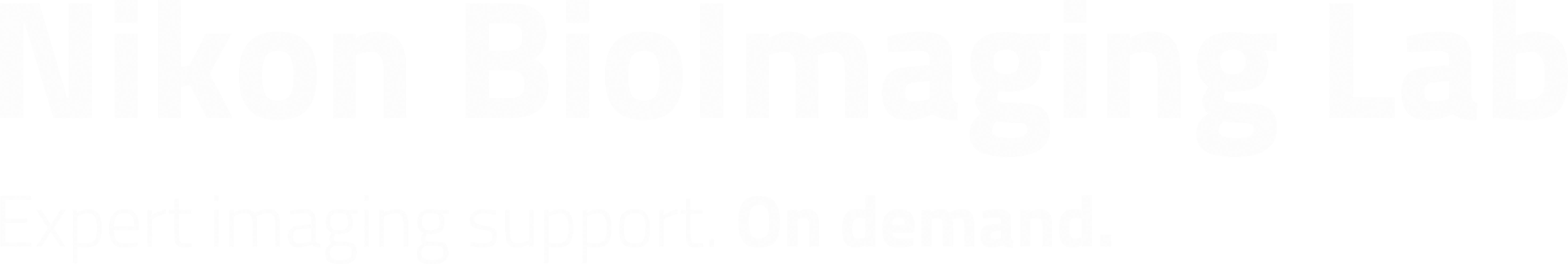 Nikon BioImaging Lab