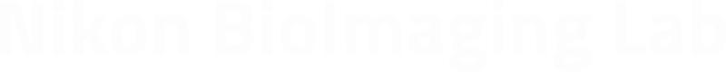 Nikon Bio Imaging Lab logo rev no tag
